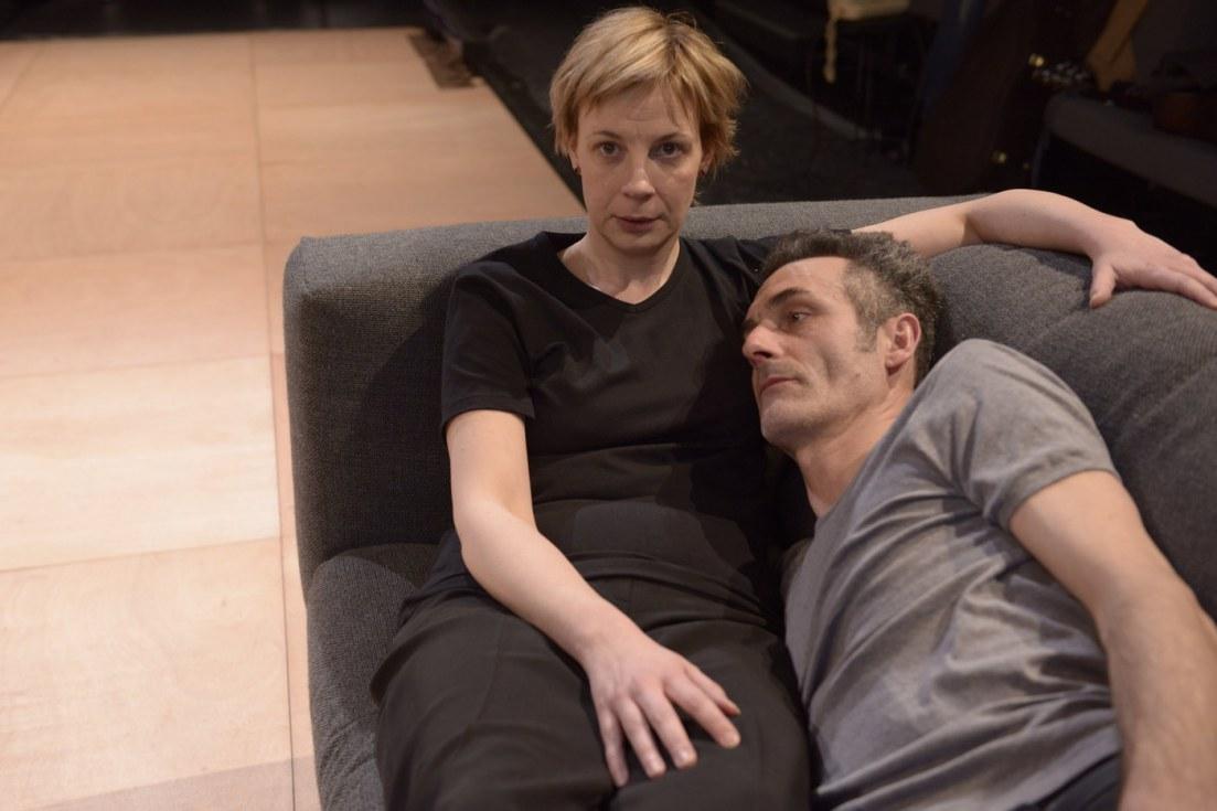 """Theatre de la Colline 2015-16""""Scnes de la vie conjugale""""de Ingmar Bergmanmise en scne Nicolas Liautard"""
